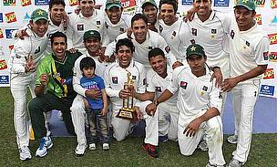Pakistan Seal Series Whitewash