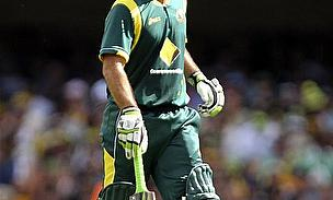 Ponting Dropped As Watson Returns To Australia ODI Squad