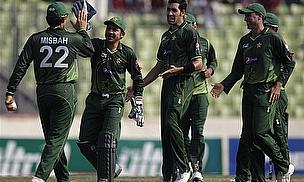 Gul Gives Pakistan Victory In Dubai