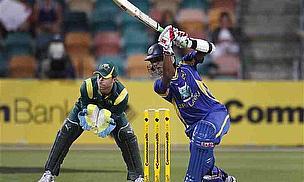 Sri Lanka Hold Nerve To Beat Australia