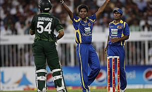 Jamshed And Sarfraz In Pakistan Asia Cup Squad