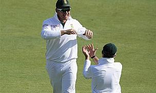 South Africa Ease To Nine-Wicket Victory