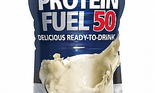 Smooth Vanilla added to USN Protein Fuel 50 Range