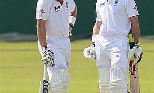 Strauss And Trott Score Centuries In Colombo