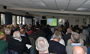 Packed Programme At Dennis/SISIS Groundsman Seminar