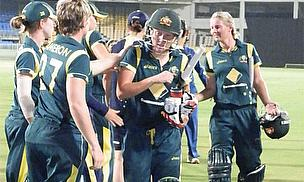 Australia Women Win Again In India