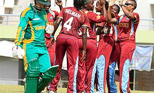 West Indies Clinch Series With Three-Wicket Win