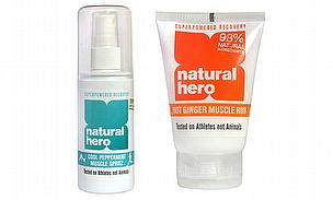 Natural Hero Products Keep Athletes In The Running