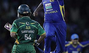 Dilshan And Perera Down Pakistan To Level Series