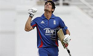 Cook Ton Clinches Series For England