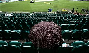 Rain Hampers League Matches, Cup Games Survive