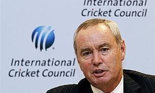 Alan Isaac Takes Over As ICC President