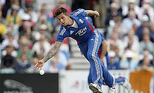 Side Strain Rules Dernbach Out Of Australia Series