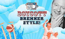 Stand Up For FLt20 - Bremner Impersonates Boycott