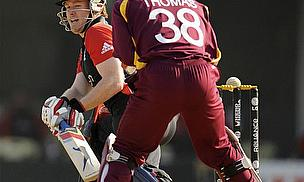 Thomas Replaces Ramdin For Final Two ODIs