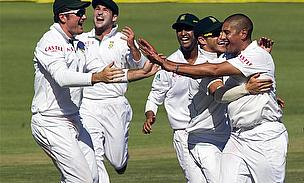 South Africa Inflict Innings Defeat On England