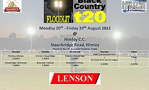 Black Country Floodlit Cup 2012 Ready To Go