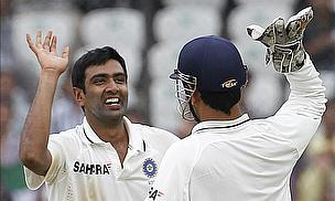 Ashwin Spins New Zealand To Defeat