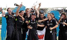 Cricket Video - Jimmy Adams On England ICC WT20 Chances - Cricket World TV
