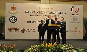 Jakarta Cricket Association Hosts Gala Dinner
