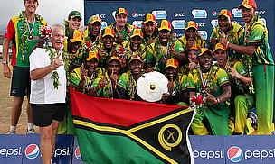 Vanuatu Win ICC World Cricket League Division 8