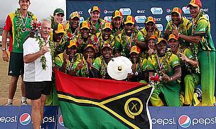 Vanuatu Win ICC World Cricket League Division 8