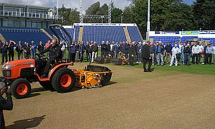 Dennis & SISIS Host SWALEC Cricket Groundsman's Seminar