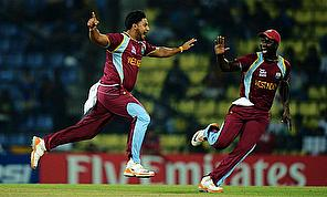 West Indies Survive Morgan Magic