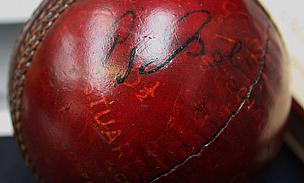 New Signed Sobers 'Six Sixes' Ball Up For Sale