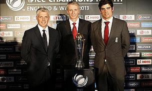 Champions Trophy 2013 Launched In London