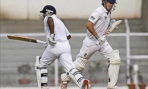 Cook And Patel Partnership Revives England