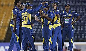Sri Lanka Clinch Series With Emphatic Win
