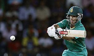 Duminy Stays Positive Following 'Freakish' Injury