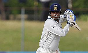 Sehwag, Pujara Punish England On Opening Day