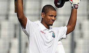 Powell Hits Ton Before Bangladesh Fightback