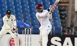 West Indies Fight Back Through Samuels And Bravo