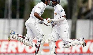 Samaraweera And Randiv Steer Sri Lanka Towards Safety