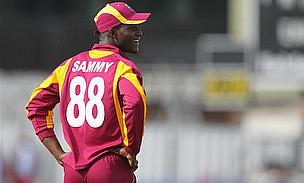 Sammy Targets Clean Sweep To Improve ODI Ranking