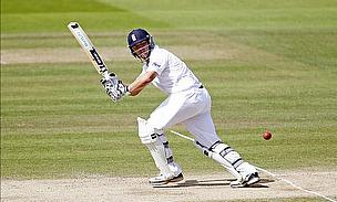 Cook Falls For 190 But England Stretch Lead To 193