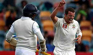 Australia Strengthen Their Grip On First Test