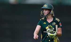 Lanning Smashes Ton As Australia Retain Rose Bowl