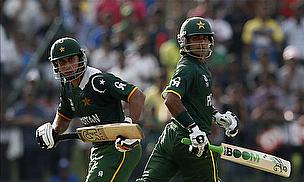 Jamshed, Hafeez, Ajmal Power Pakistan To Series Win