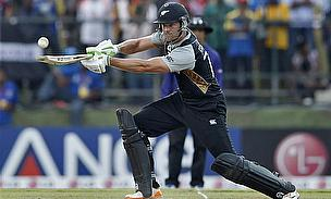 Franklin Leads New Zealand To Unexpected Win
