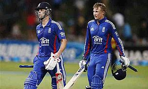 Top-Order Help England Level ODI Series