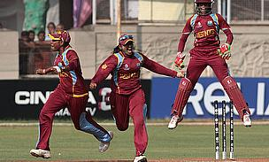 West Indies Win By 33 Runs To Clinch ODI Series