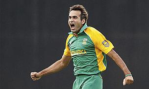 Imran Tahir Named In Invitational Side To Play Pakistan