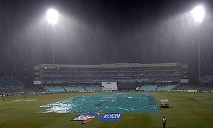 Rain Forces Durban Abandonment