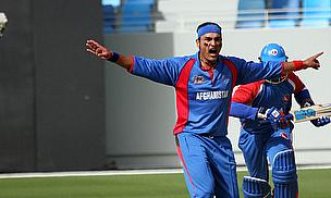 Afghanistan Do The Double Over Scotland