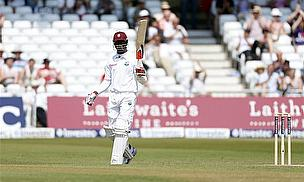 Roach, Samuels Named In Squad For Tour Game