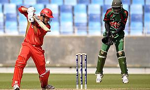 Canada Register First Twenty20 Win Over Kenya